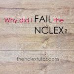 failed nclex