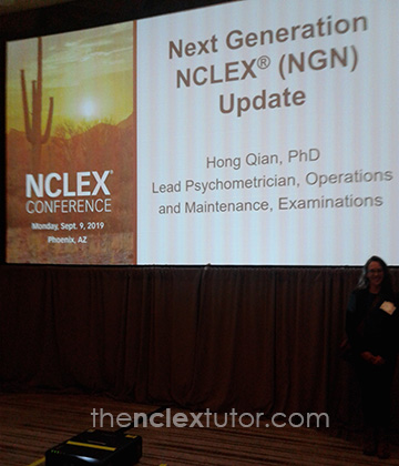 NCLEX Conference Updates 2019