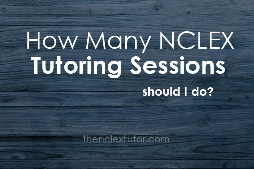 How Much NCLEX Tutoring