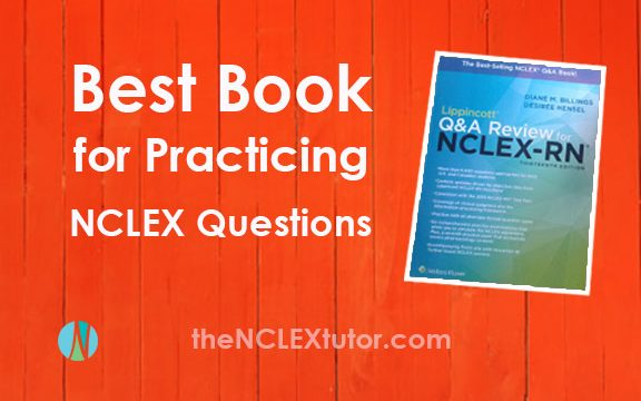 best book for practicing nclex questions