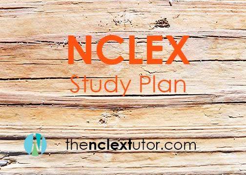 NCLEX Study Plan