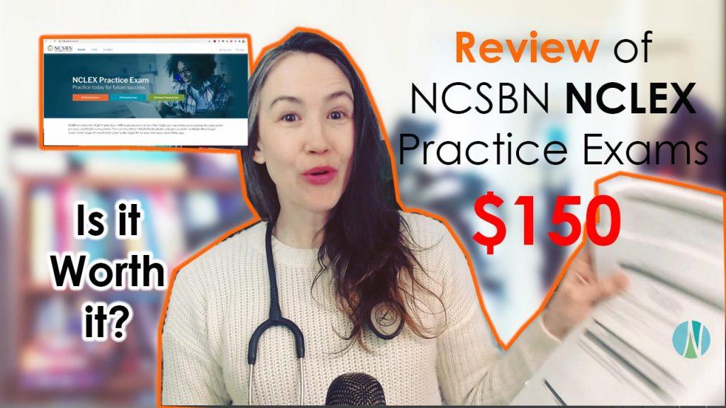Review NCSBN NCLEX Practice Exams Website